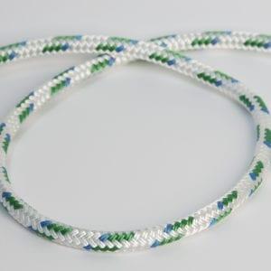 De polyester val van CS.Ropes