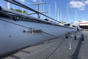 liggende mast